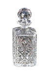 Crystal Bottle Royalty Free Stock Images