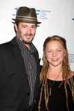 Crystal Bowersox & Husband arrives at the JDRF's 9th Annual Gala Royalty Free Stock Image