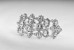 Crystal Bracelet Stock Image