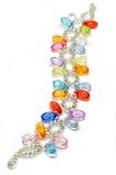 Crystal Bracelet Stock Photos