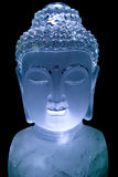Crystal Buddha Royalty Free Stock Image