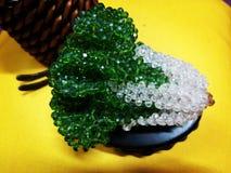 Crystal cabbage crafts stock photos