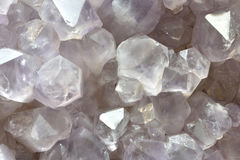 Crystal Calcite mine Stock Photography
