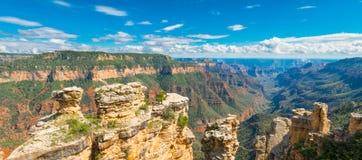 Crystal Canyon, Grand Canyon National Park, AZ. View of Crystal Canyon in The Grand Canyon National Park, AZ stock photography
