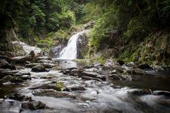 Crystal Cascades Landscape Photographie stock libre de droits