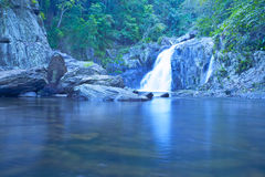 Crystal Cascades. Waterfall Cairns Tropical North Queensland Stock Photos
