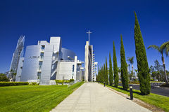 Crystal cathedral Royalty Free Stock Image