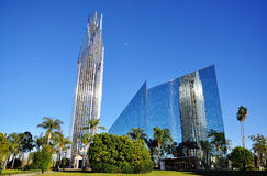 Crystal Cathedral Royaltyfri Foto