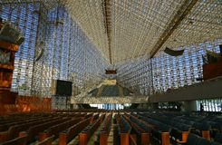 Crystal Cathedral Church Royalty Free Stock Image