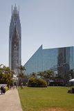 Crystal Cathedral Stock Photos