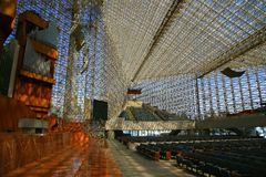 Crystal Cathedral Ministries Stock Image