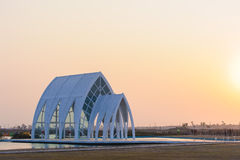 Crystal cathedral in tainan, taiwan Royalty Free Stock Photography
