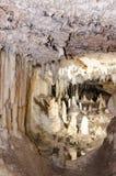Crystal Cave Bermuda Stockfotos