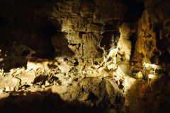 Crystal Cave horizontal Images stock