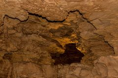 Crystal Cave is located near the Wisconsin/Minnesota Border in S stock images