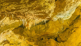 Crystal Cave in Yanchep National Park Royalty Free Stock Photography