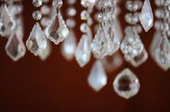 Crystal Chandelier Royaltyfri Fotografi