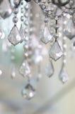 Crystal Chandelier royalty-vrije stock foto