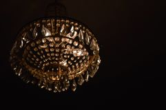 Crystal Chandelier photographie stock