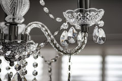 Crystal Chandelier Fotografia de Stock Royalty Free