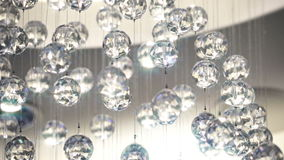 Crystal Chandelier. Royalty Free Stock Photography