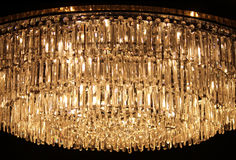 Crystal Chandelier 4 Royalty Free Stock Photography