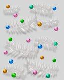 Crystal Christmas Stock Photos
