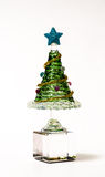 Crystal Christmas Tree Stock Photos