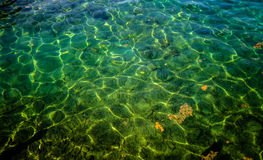 Crystal Clean Pristine Waters Of The Great Lakes Stock Image