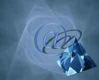Crystal Clear Communications Stock Photography