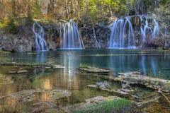 Crystal Clear Hanging Lake photos libres de droits