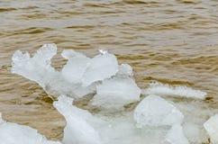 Crystal Clear Ice Jewel lizenzfreies stockfoto