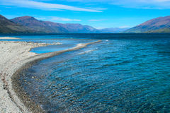 Crystal Clear Lake Wanaka Royalty Free Stock Photo