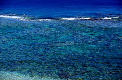 Crystal Clear - The Reef of Niue Royalty Free Stock Photo