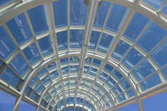 Crystal Clear Roof Foto de Stock Royalty Free