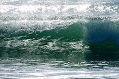 Crystal Clear Surf images libres de droits