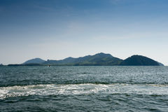 Crystal Clear Water Andaman Sea Islands Royalty Free Stock Images