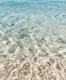 Crystal Clear Waters in Maui Lizenzfreies Stockbild