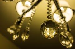 Crystal Closeup Imagen de archivo libre de regalías