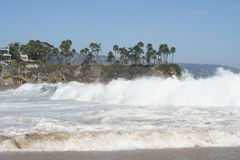 Crystal Cove Stock Image