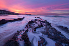 Crystal Cove Sunrise Royalty Free Stock Image