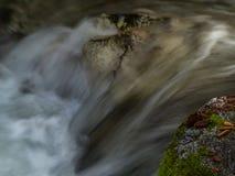 Crystal Creek Blur Royalty Free Stock Photography