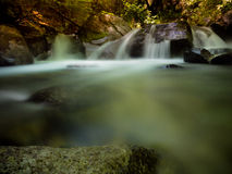 Crystal Creek Cascades 2 Royalty Free Stock Photography