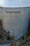 Crystal Dam Gunnison River Colorado Imágenes de archivo libres de regalías