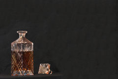 Crystal Decanter photos stock
