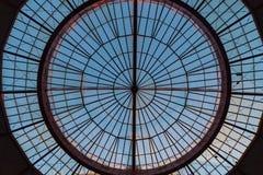 Crystal Dome Detail Stockbild