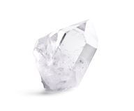 crystal dubbel kvarts Royaltyfria Foton