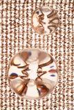 crystal exponeringsglas för bollar Fotografering för Bildbyråer
