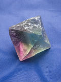 crystal fluorite Royaltyfria Foton