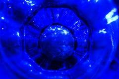 Crystal glass Stock Image